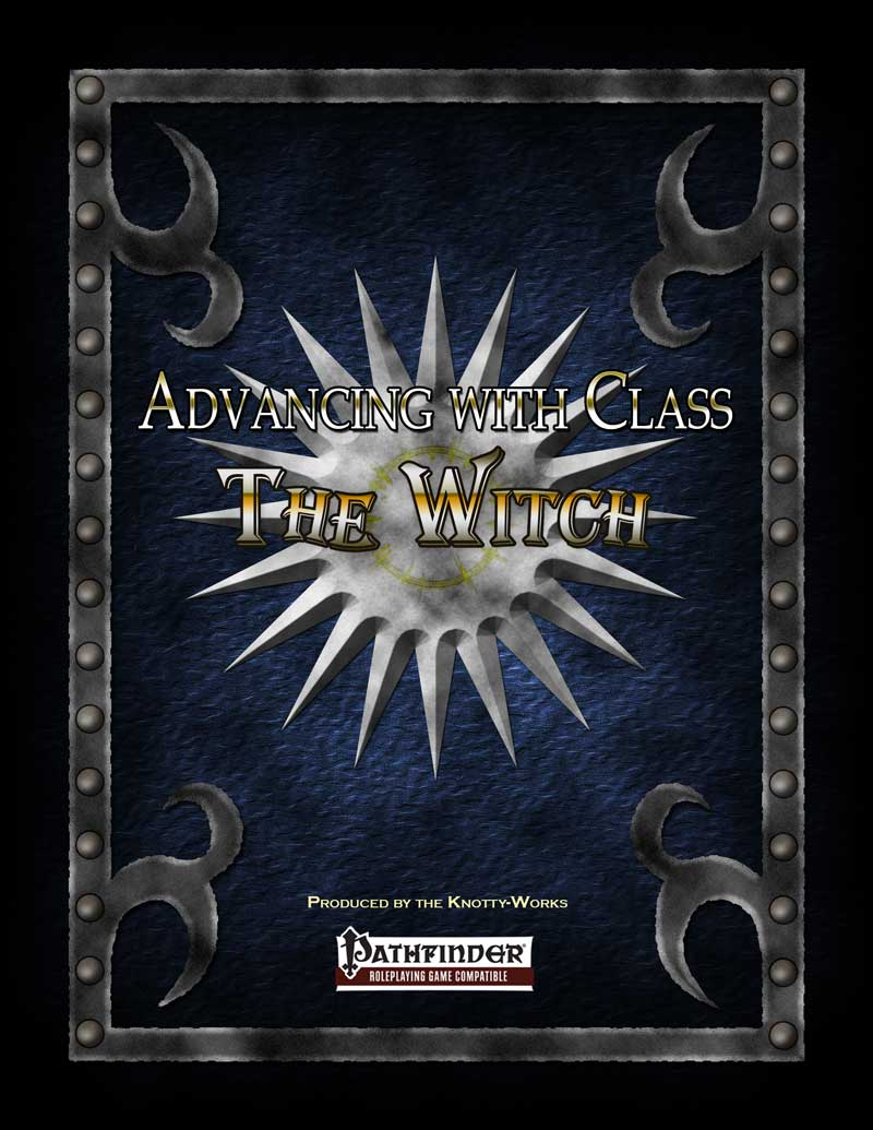 Advancing with Class The Witch